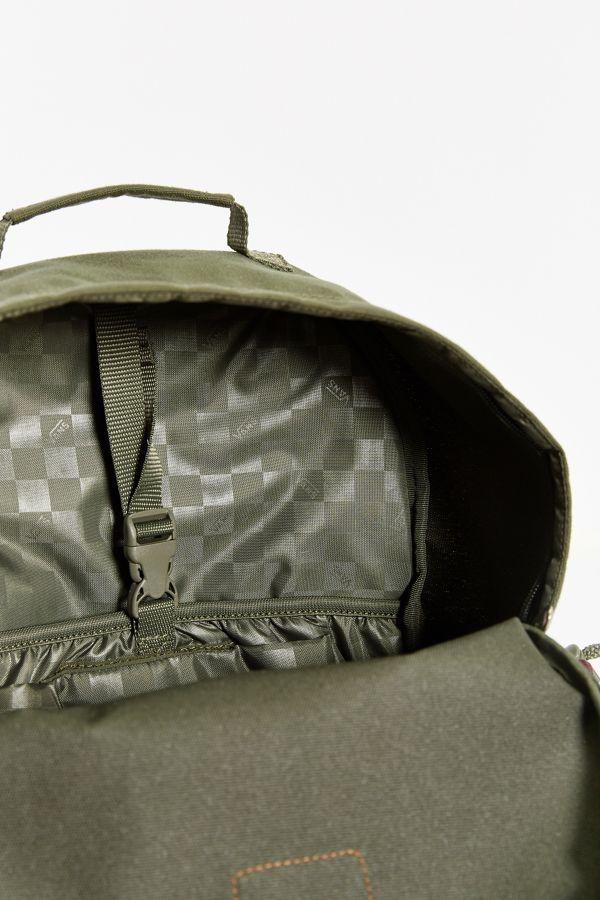 14c5f0d3db4a0f Slide View  5  Vans Van Doren II Backpack