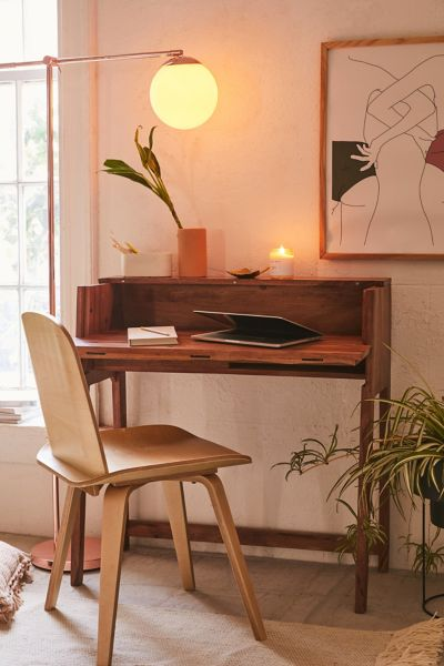 Image of: Mid Century Fold Out Desk Urban Outfitters