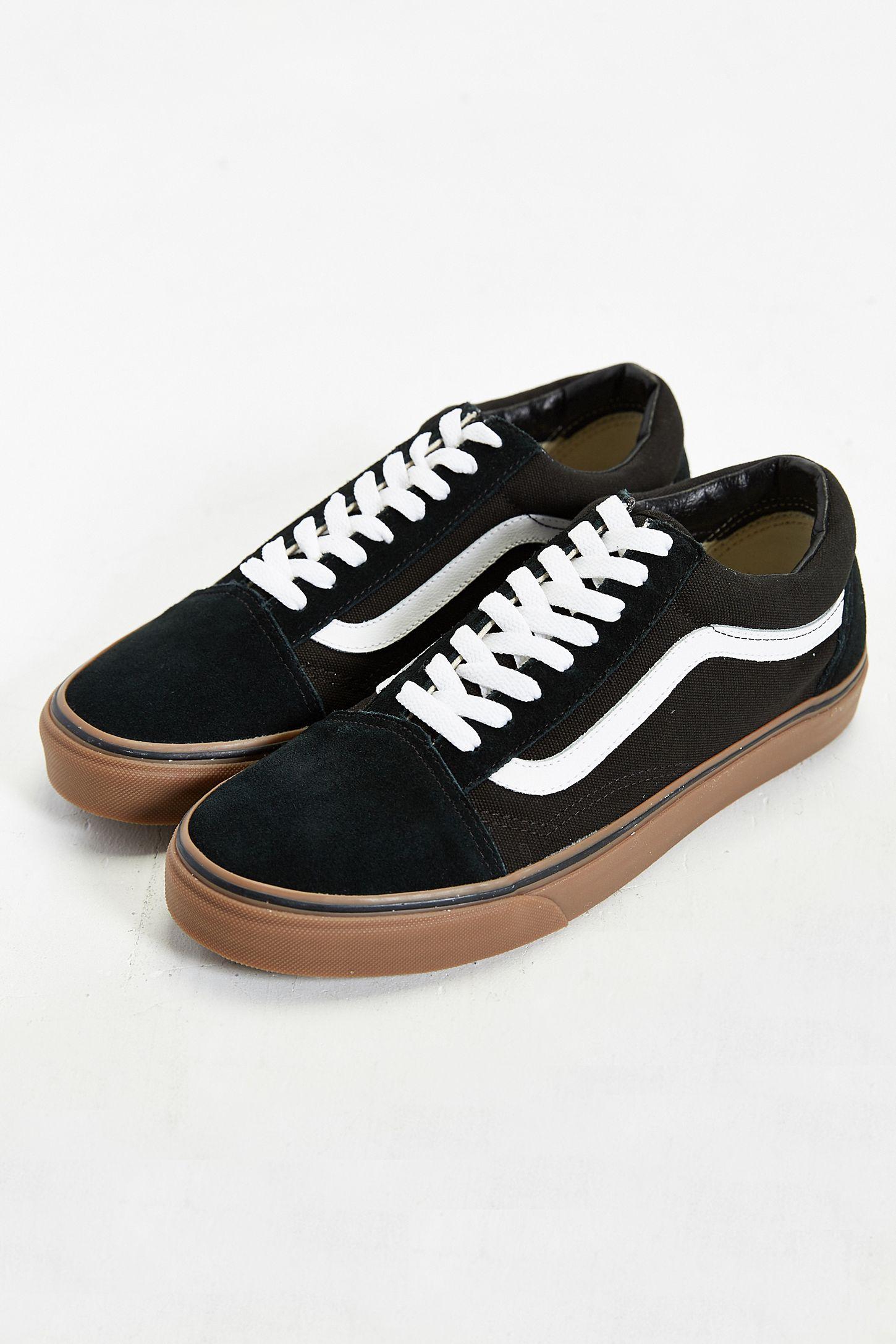 3e9efb7eab Vans Old Skool Gum Sole Sneaker