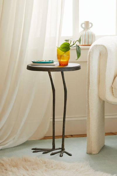 Picture of: The Ultimate Round Up Of Small Drink Tables Bloom In The Black