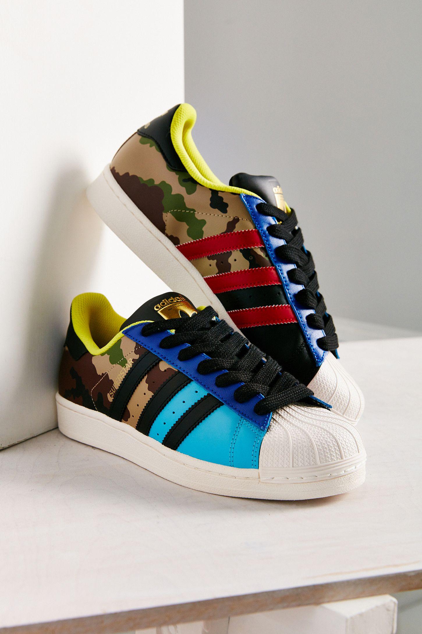 480b4953e748 adidas Originals Superstar Oddity Pack Sneaker