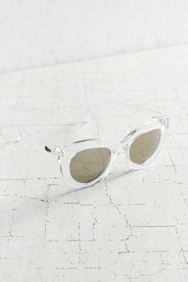 b7d6f0d56c91b Quay X Shay Mitchell Jinx Cat-Eye Sunglasses