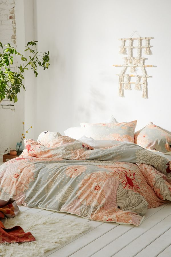 Slide View: 2: Iveta Abolina For Deny Creme De La Creme Duvet Cover
