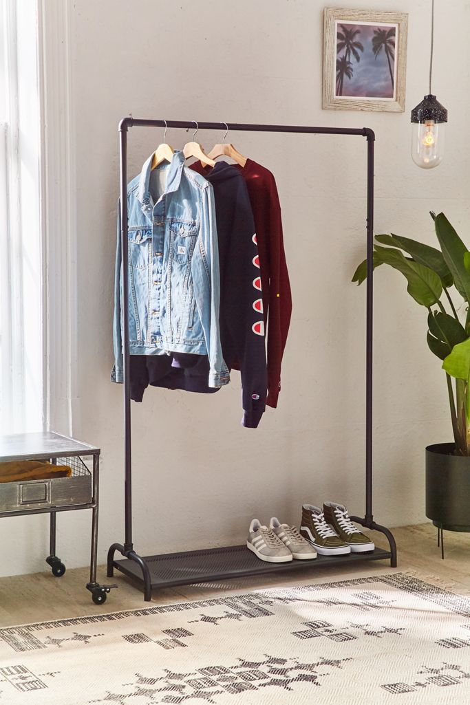 Pipe Clothing Rack Urban Outers