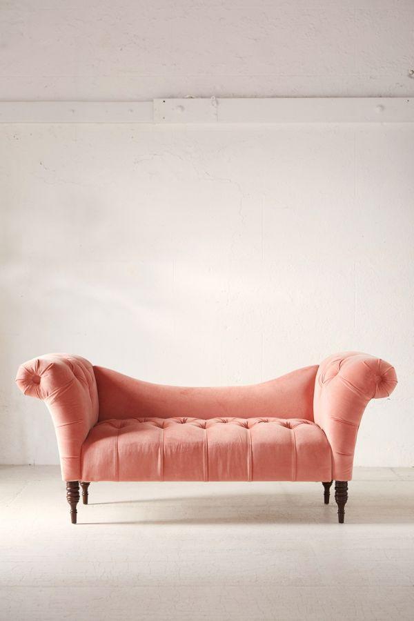 Brilliant Antoinette Fainting Sofa Coral Unemploymentrelief Wooden Chair Designs For Living Room Unemploymentrelieforg