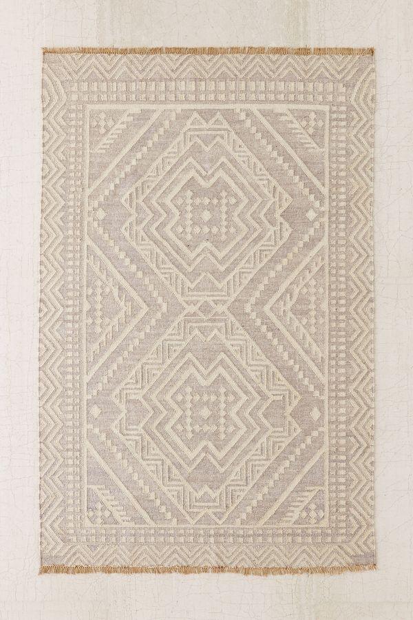 Gleason Woven Wool Rug