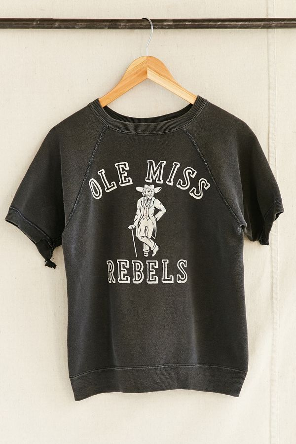 865cad69 Vintage Ole Miss Rebels Sweatshirt | Urban Outfitters