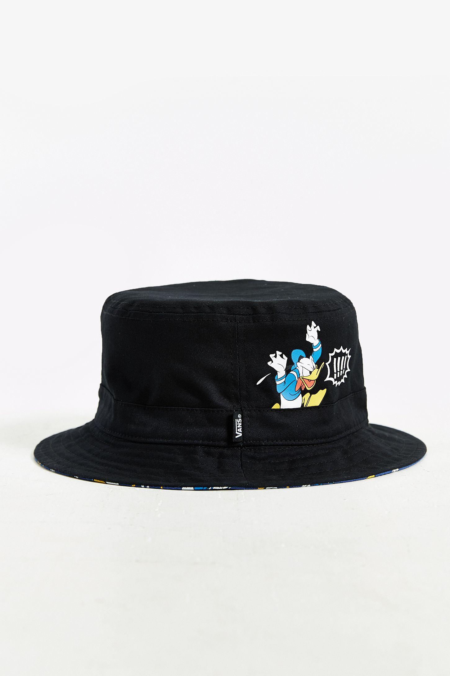 9dc151cf608 Vans Donald Duck Bucket Hat
