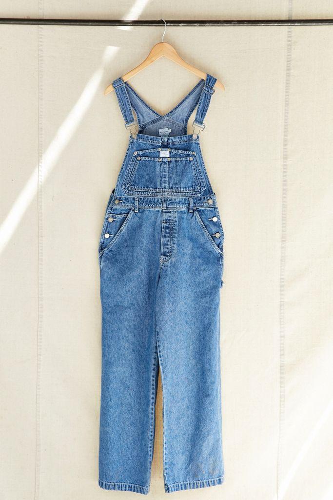 foto de Vintage '90's Calvin Klein Denim Overall   Urban Outfitters