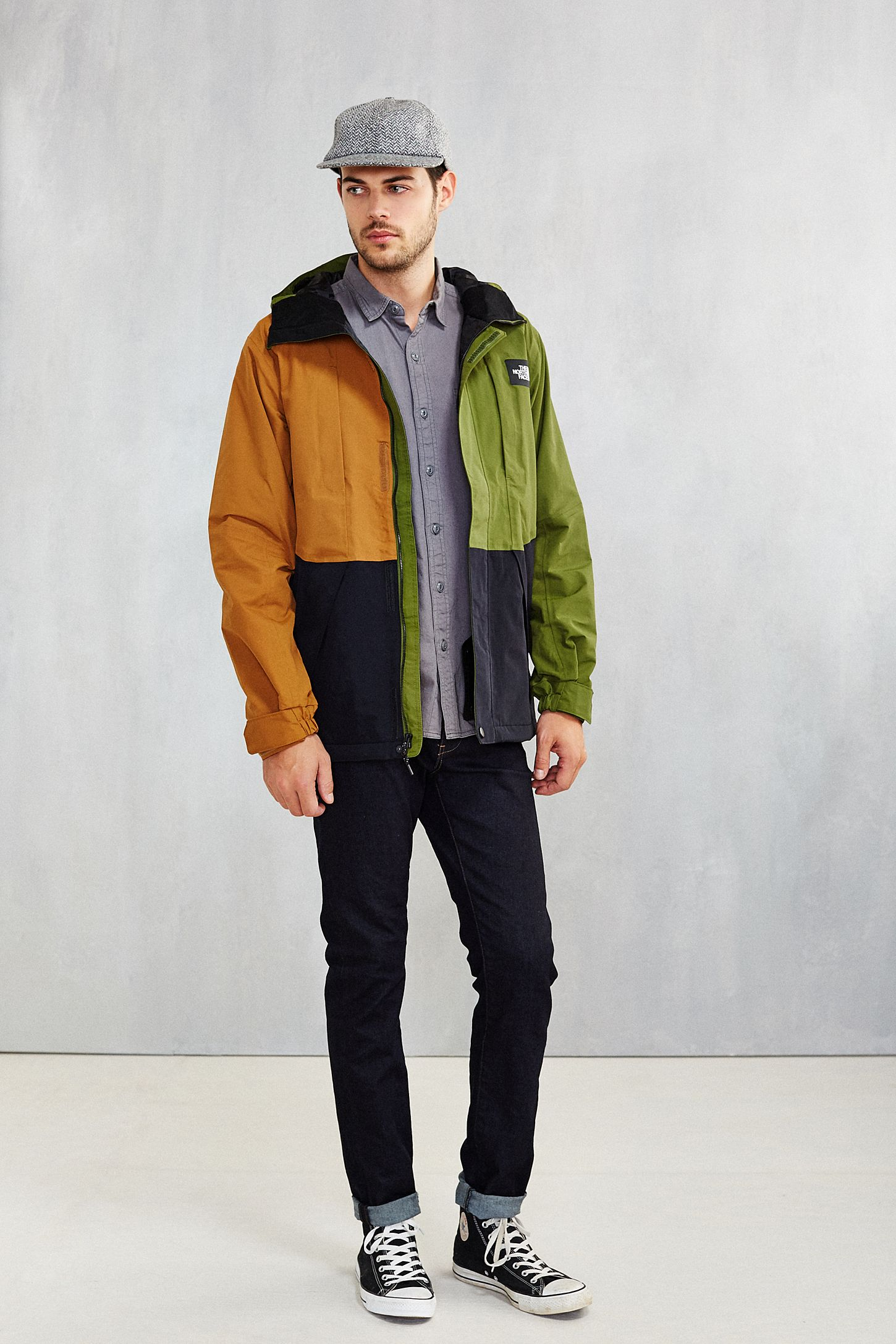7632c3e25f35 Slide View  6  The North Face Turn It Up Jacket
