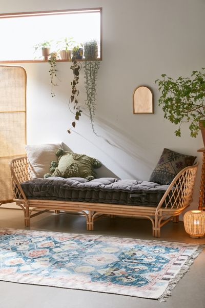 Sensational Rohini Velvet Daybed Cushion Home Interior And Landscaping Ologienasavecom