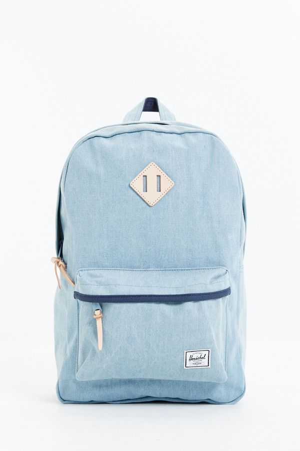 a74f971651f Herschel Supply Co. Heritage Select Denim Backpack