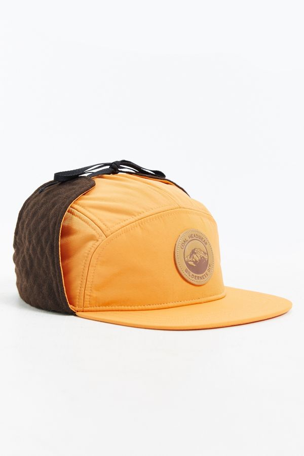 977a6cae444 Coal The Tracker Earflap 5-Panel Hat