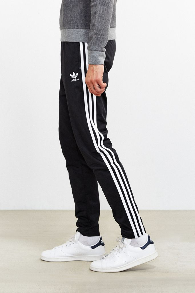 adidas Superstar Open Hem Track Pant   Urban Outfitters