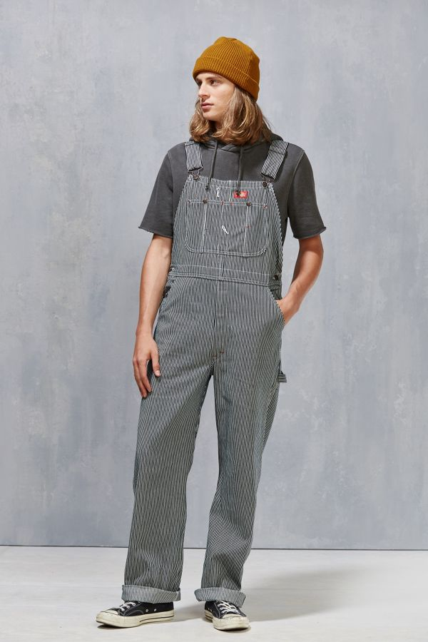 professional sale the sale of shoes affordable price Dickies Hickory Stripe Bib Overall