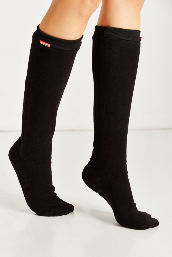 genuine wide selection of designs reasonably priced Hunter Fitted Tall Boot Sock | Urban Outfitters
