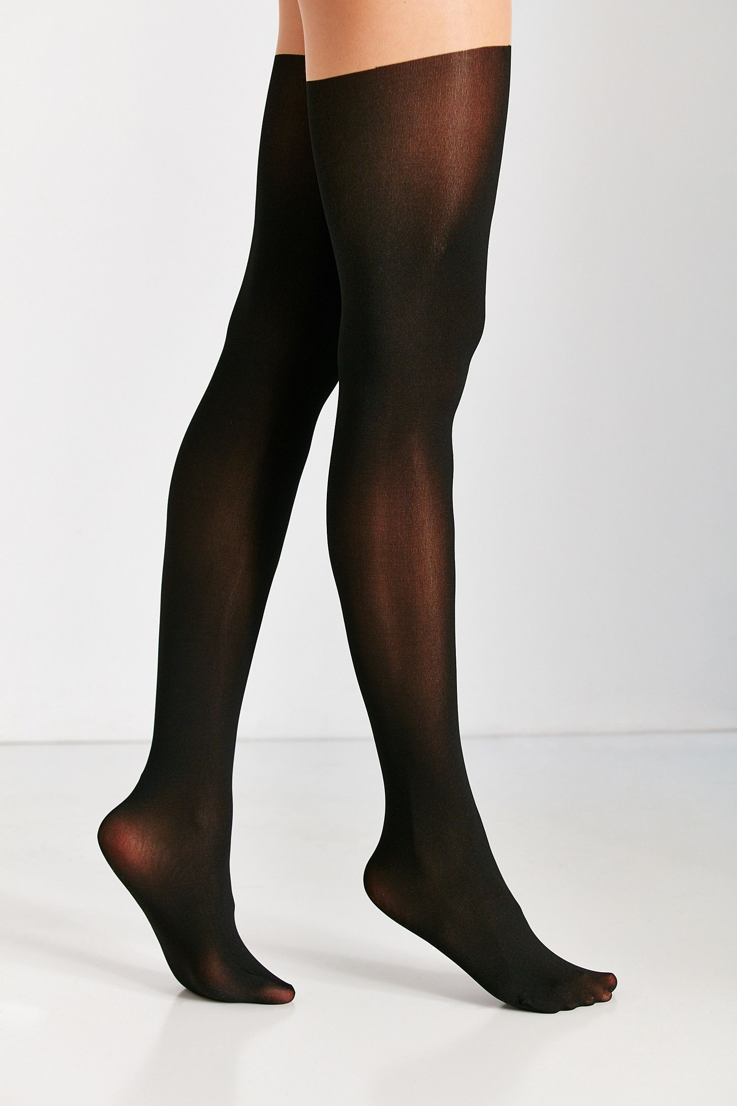 fda361bd67ed4 Pretty Polly Faux Over-The-Knee Tight | Urban Outfitters