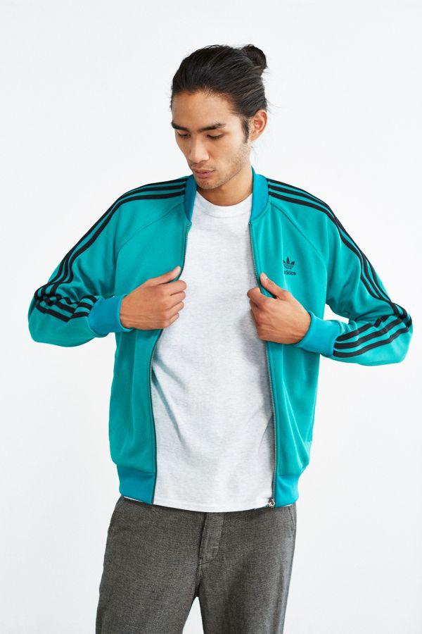 new arrivals aa1d6 dd05d adidas Superstar Track Jacket