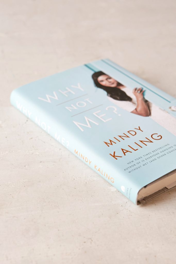 Why Not Me By Mindy Kaling Urban Outfitters