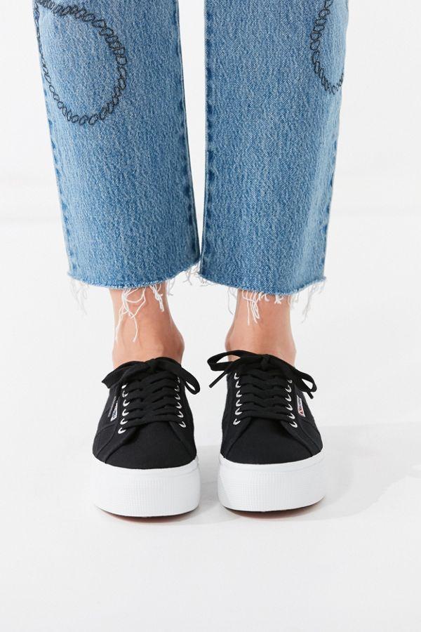 09ac0b42d3c Slide View  4  Superga 2790 Linea Platform Sneaker