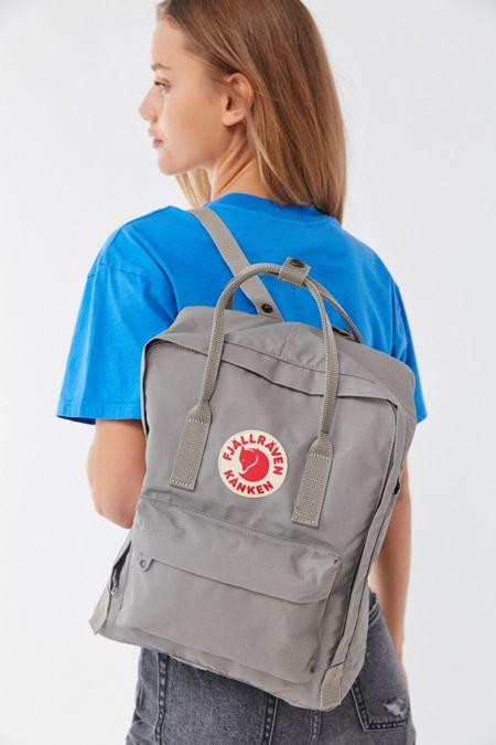 dd6d04627f27f7 Back in Stock. Fjallraven Kanken Backpack. Quick Shop