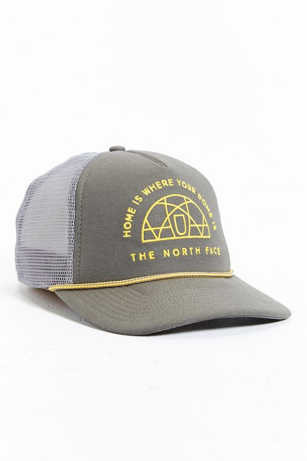 a8162a49a93 The North Face Cross Stitch Trucker Hat