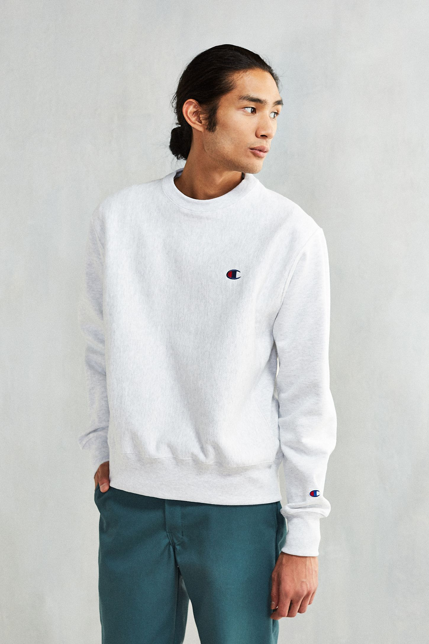 37f10fb129ca Champion Reverse Weave Crew Neck Sweatshirt