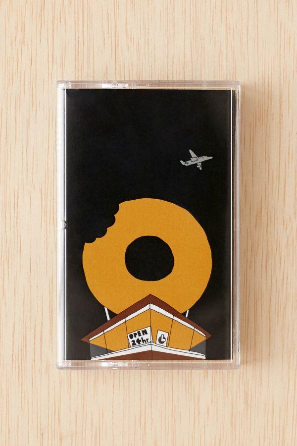 J Dilla - Donuts Cassette Tape