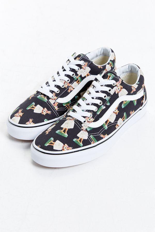 VANS Old Skool Digi Hula Sneaker | Schuhe | Turnschuhe