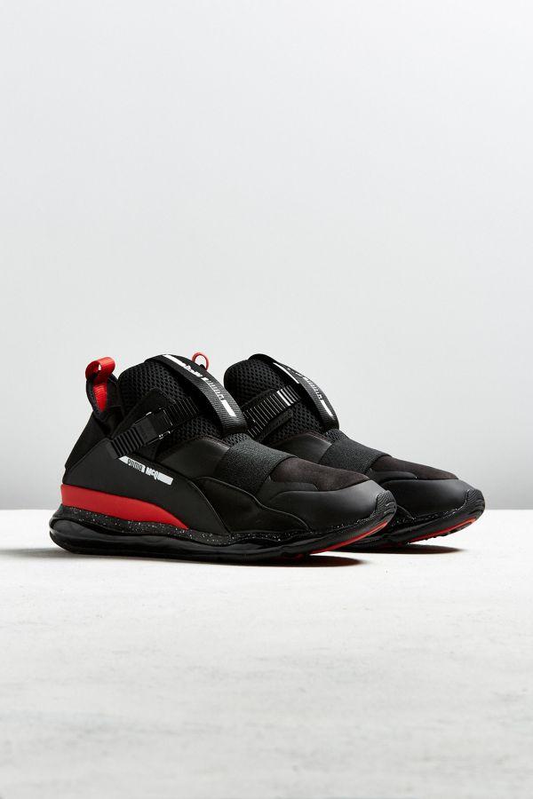 c2ed84255d97 Puma X McQ By Alexander McQueen Cell Mid Sneaker