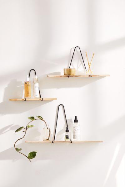 Carter Triangle Bracket Wall Shelf Urban Outfitters