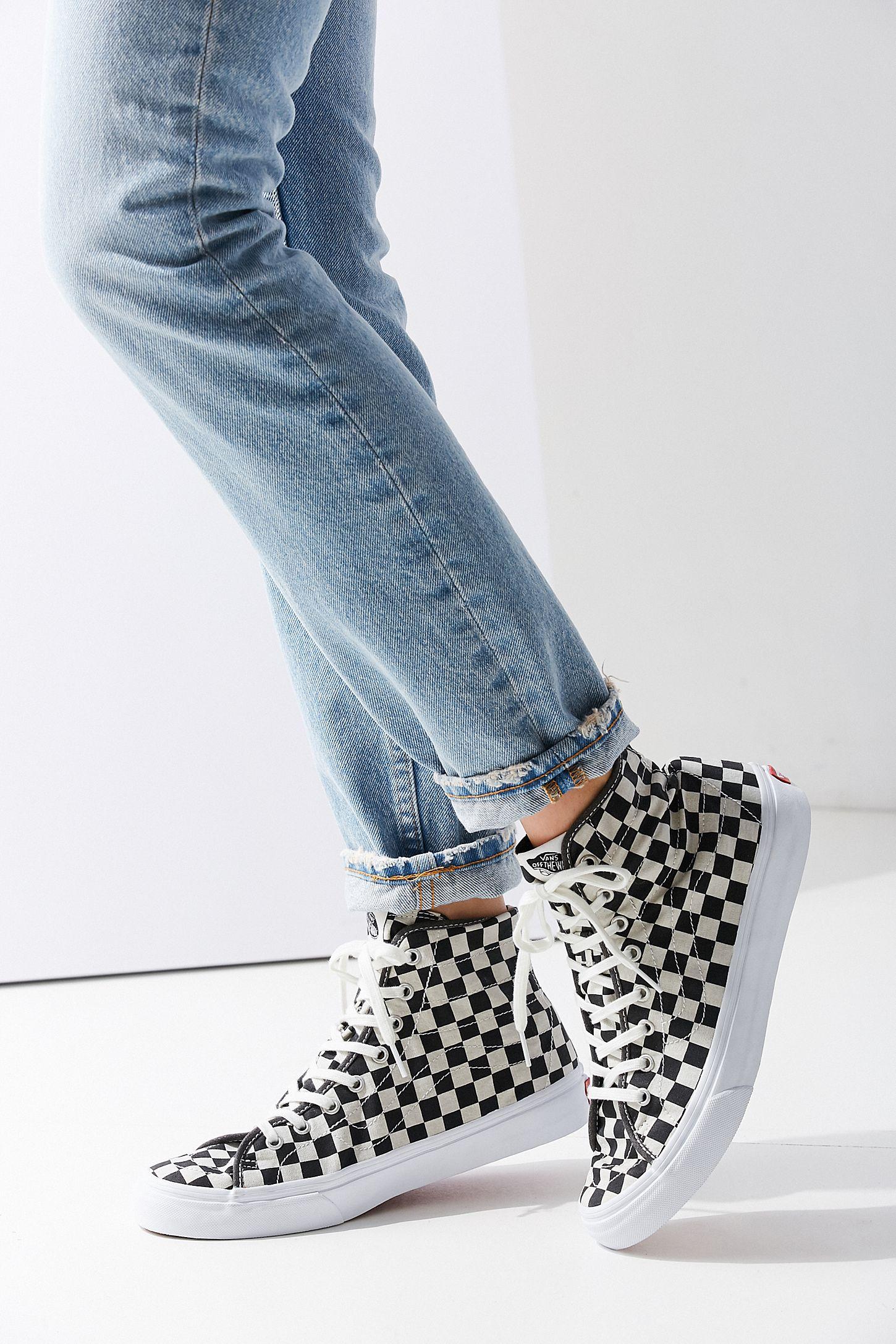 ce767a27f5 Vans X UO Overwashed Sk8-Hi Decon Sneaker