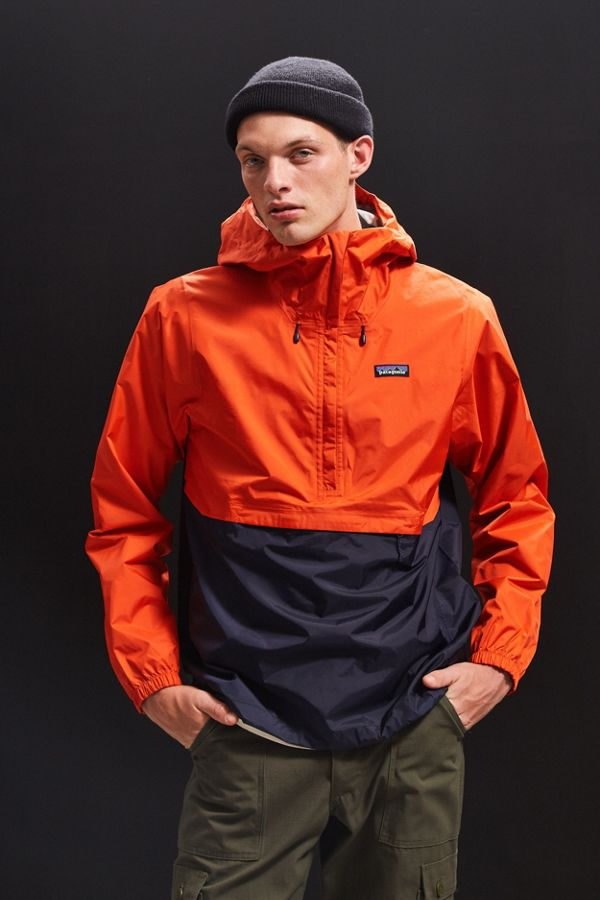 big selection special sales first look Patagonia Torrentshell Pullover Anorak Jacket