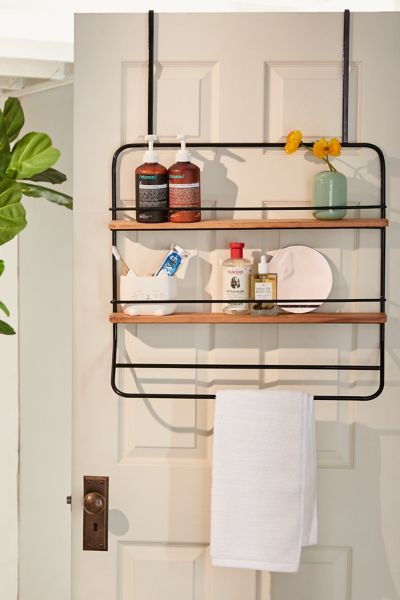 Bathroom Shelving and Storage