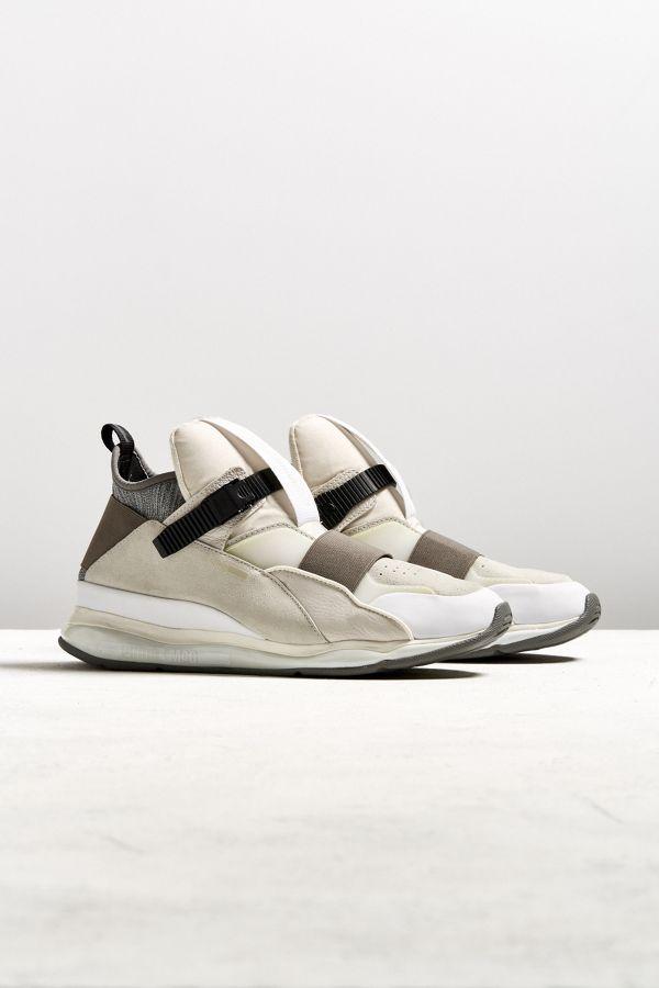 c6e51756d5a6 Puma X McQ By Alexander McQueen Cell Bubble Run Mid Sneaker
