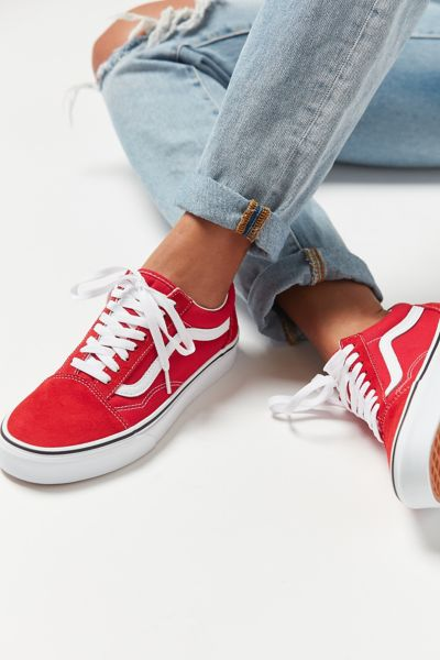 Urban Outfitters x Vans Vans Suede Authentic Platform 2.0 Sneaker Maroon 3 12 at Urban Outfitters from Urban Outfitters | Shop