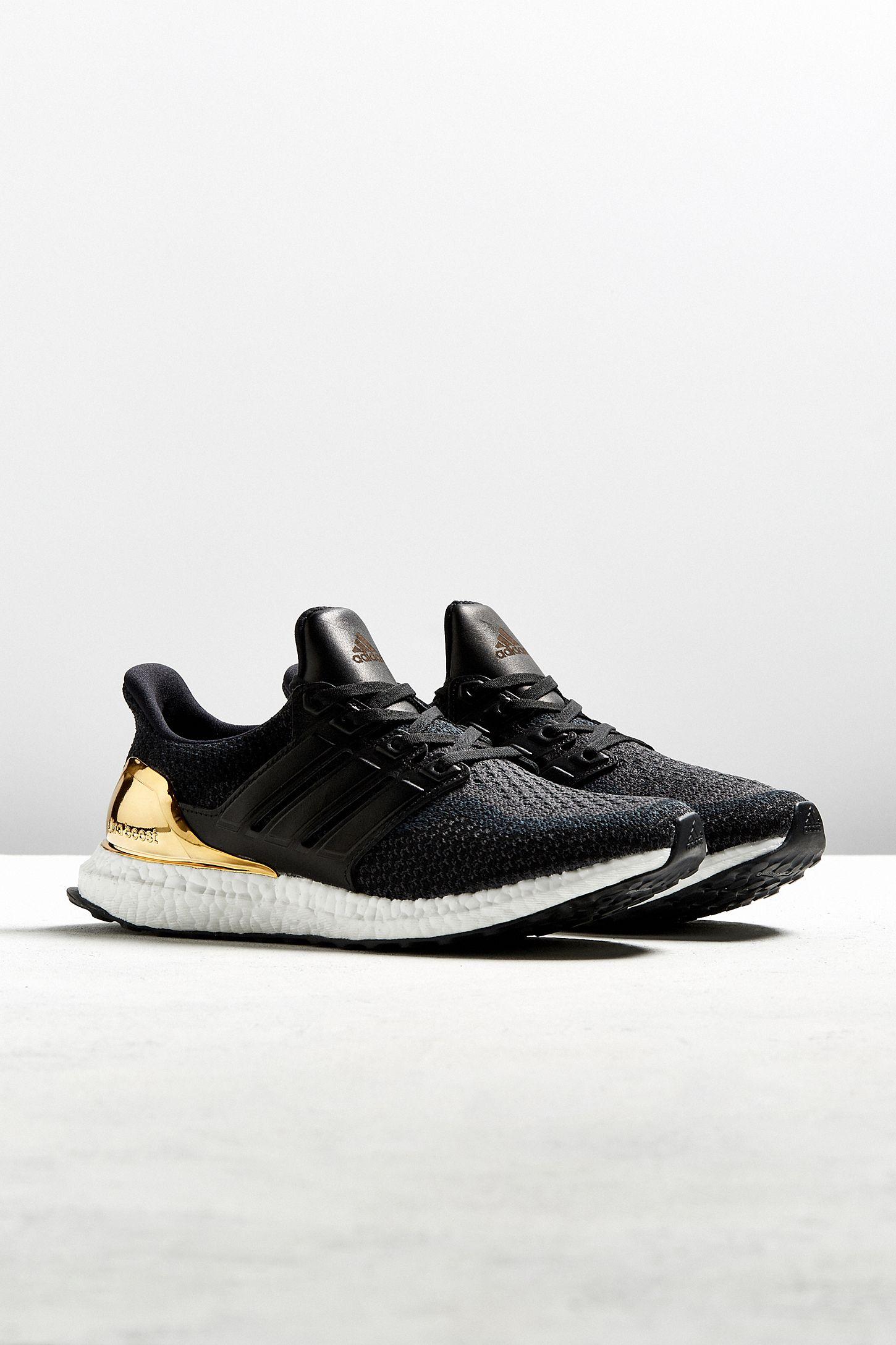 41c991bda1ca adidas Ultra Boost Olympic Gold Medal Pack Sneaker