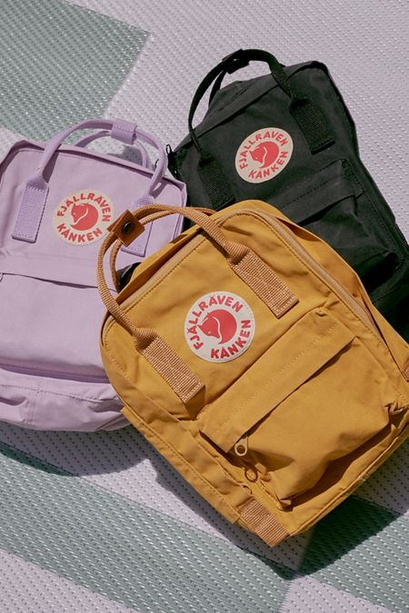 a334c4de7a Fjallraven Kanken Mini Backpack
