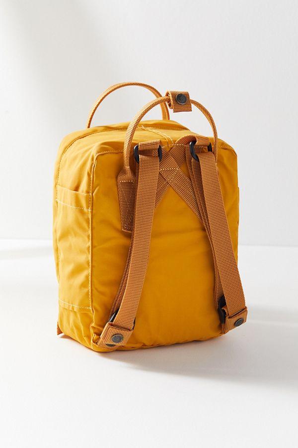 52990ceeaa28d Slide View  4  Fjallraven Kanken Mini Backpack
