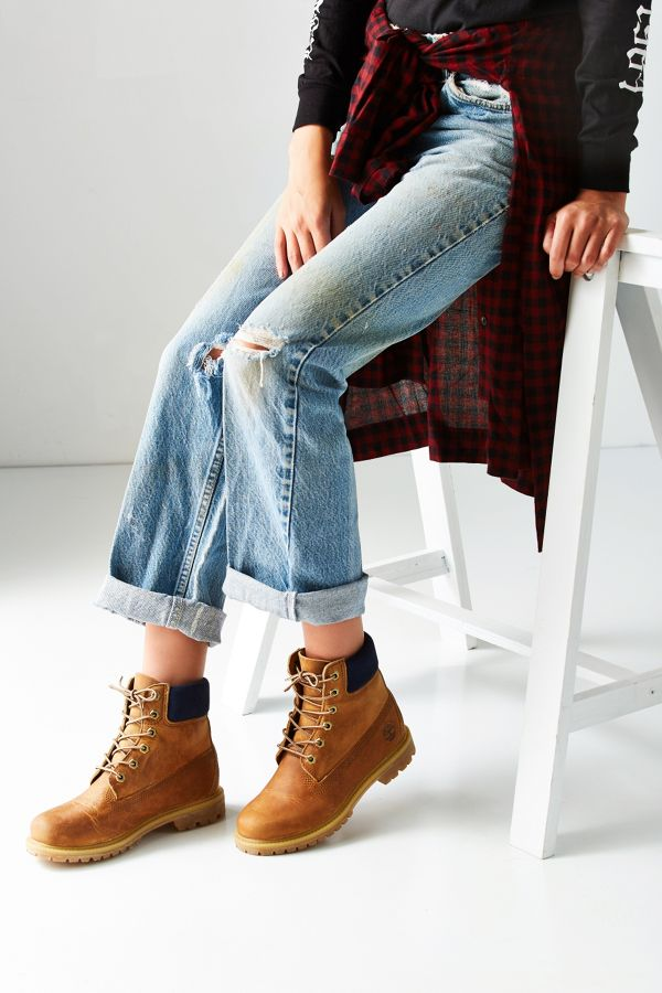 Type Casual Timberland Wmns 6 Inch Premium Waterproof Boots