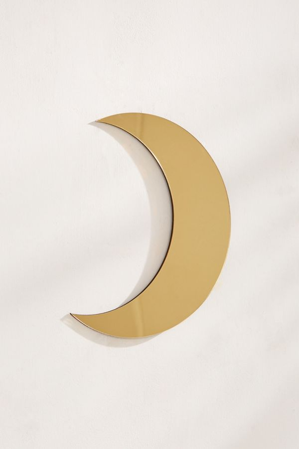 Crescent Moon Mirror | Urban Outfitters Canada