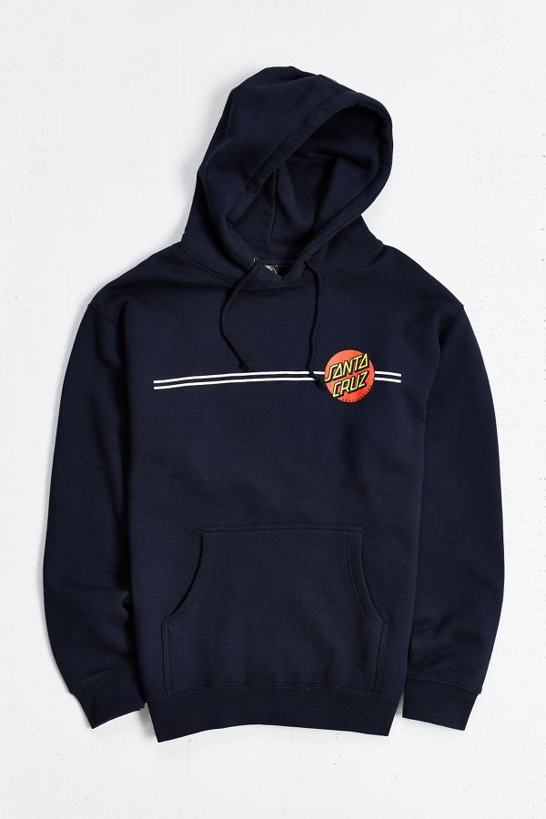 b7fe994f Santa Cruz Classic Dot Hooded Sweatshirt | Urban Outfitters