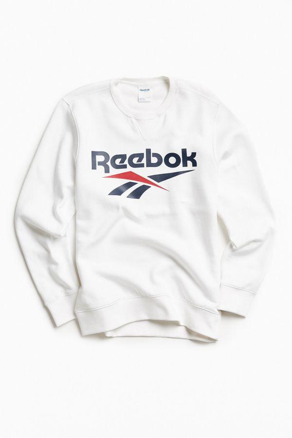 b0f34c5f0274a Reebok Vector Crew Neck Sweatshirt