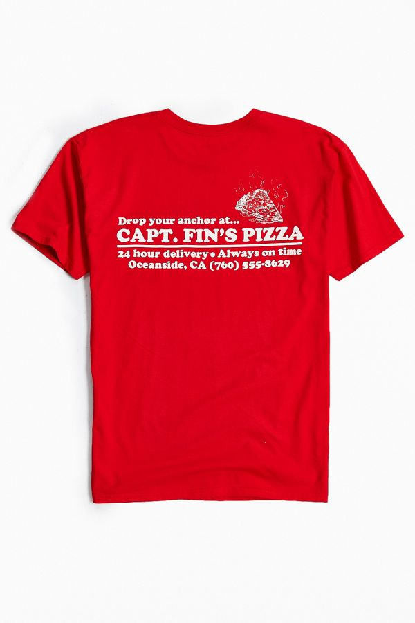 218461d2d455c Captain Fin Special Delivery Tee