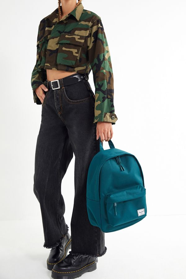 f34f86076c Herschel Supply Co. Classic Mid-Volume Teal Backpack