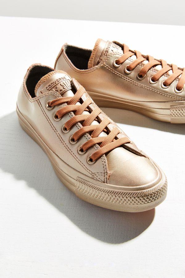 Converse Chuck Taylor All Star Metallic Rubber Low Top Sneaker