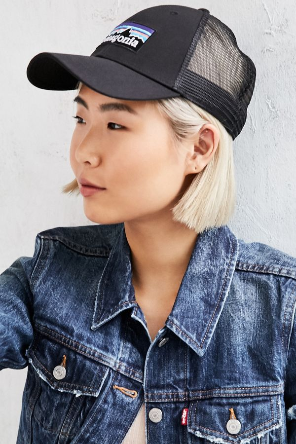 2bda273d4f324 Patagonia P6 LoPro Trucker Hat | Urban Outfitters
