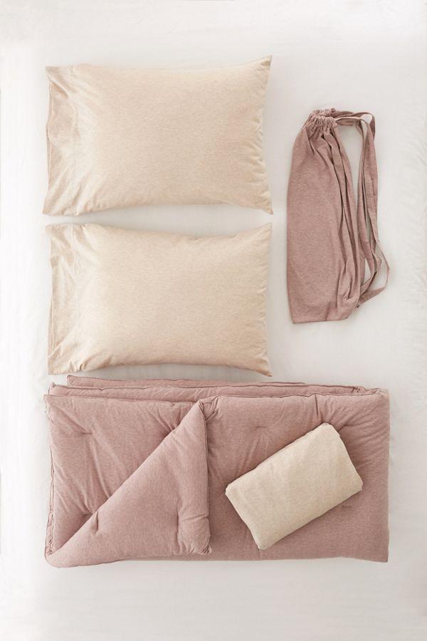 Slide View: 1: T-Shirt Jersey Comforter Snooze Set