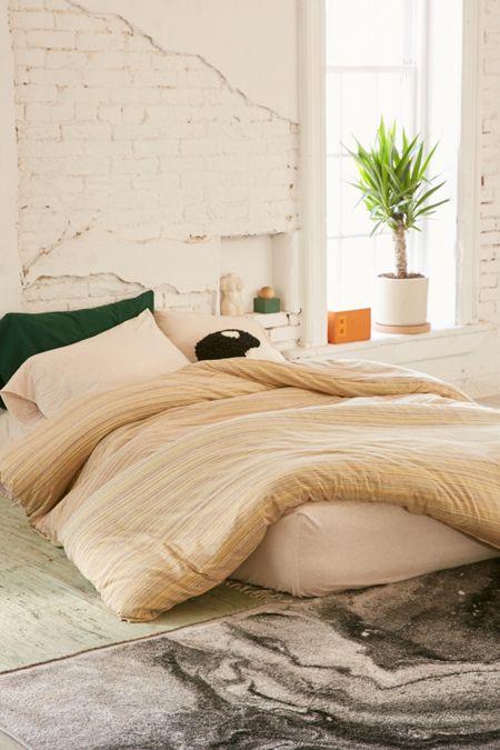Neutral T Shirt Jersey Comforter Snooze Set
