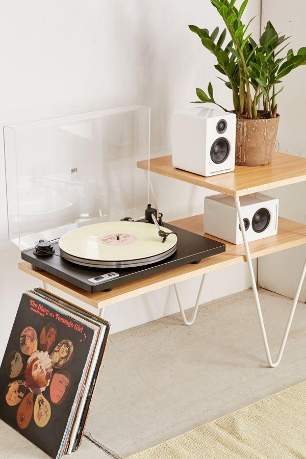 U-Turn Audio Orbit Plus Vinyl Turntable - Black | Urban